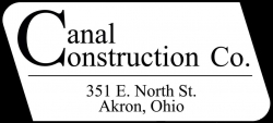 Canal Construction Co.