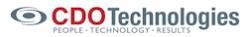CDO Technologies Inc.