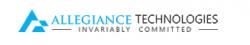 Allegiance technologies, LLC